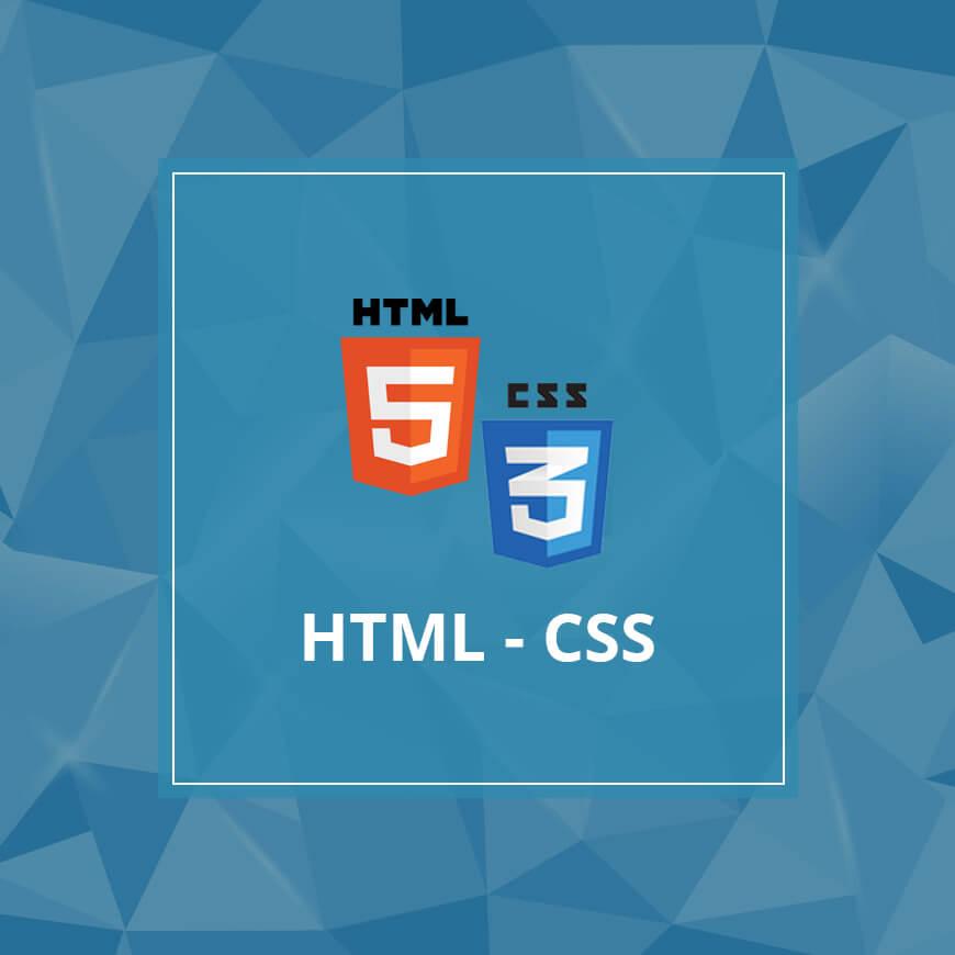 HTML – CSS